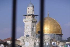A Rock and a Hard Place: What is it like to live In Jerusalem?