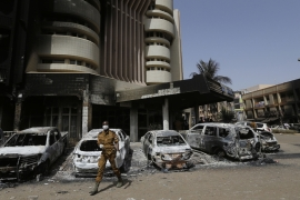 Why is violence increasing in Burkina Faso?