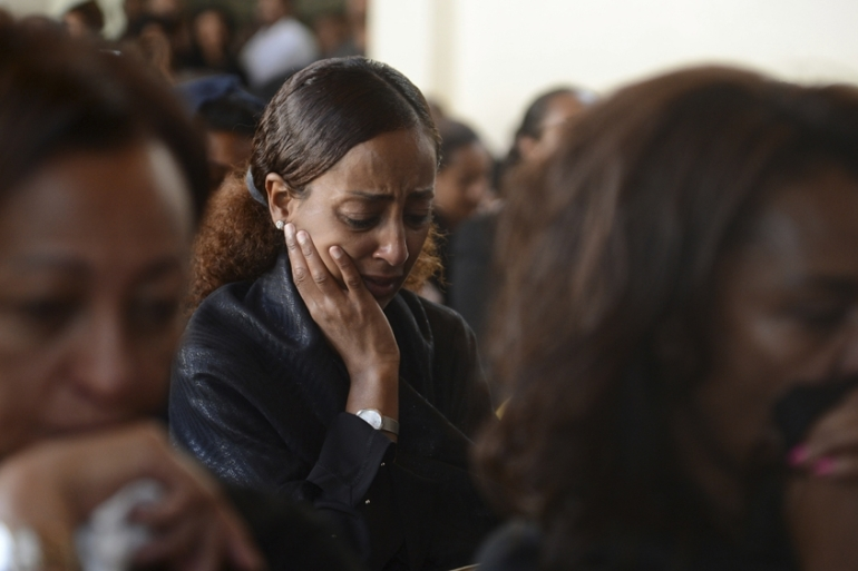 Students, scientists and scholars were among the victim's of Sunday's crash [Samuel Habtab/AP Photo]
