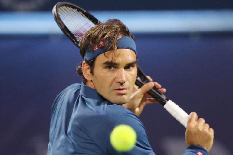 Roger Federer On The Verge Of 100th Atp Title United Arab Emirates News Al Jazeera
