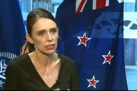 NZ leader: 'We reject extremism and violence in all its forms'