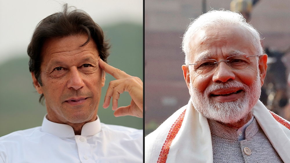 'India desires cordial relations': Modi in letter to Pakistan PM