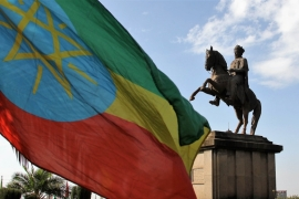 Ethiopia celebrates the Victory of Adwa every year on March 1 [File: Mohammed Abdu Abdulbaqi/Anadolu Agency]