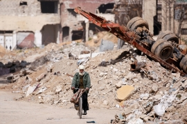 What is Syria's future after eight years of war?