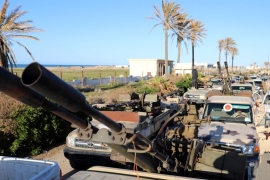 GNA head accuses Haftar of 'betrayal', vows to end Tripoli push