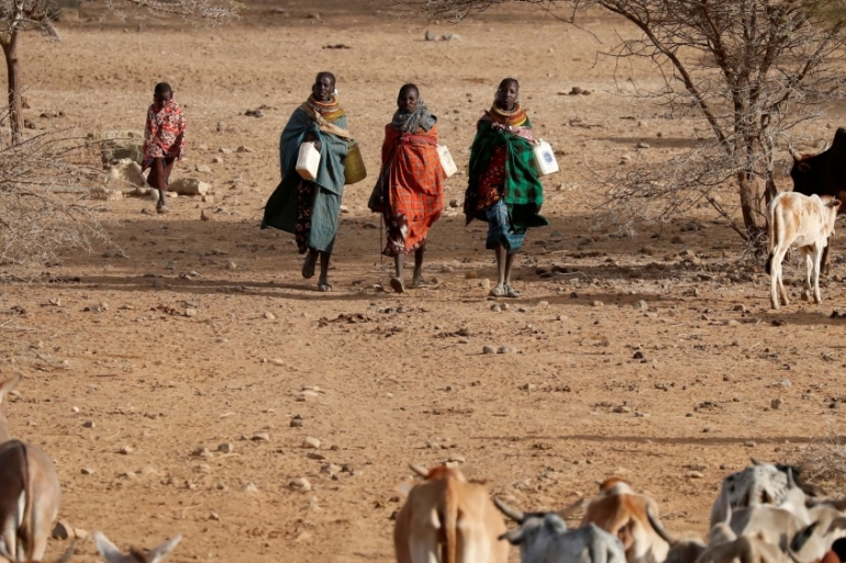 Kenya's north has experienced repeated drought in recent years [File: Reuters/Goran Tomasevic]