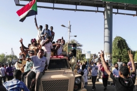 Sudan army 'not against' protesters' demands, won't allow 'chaos'