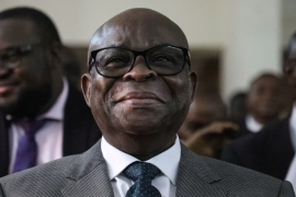 Onnoghen was tried for failing to divulge cash in five foreign bank accounts [Kola Sulaimon/AFP]