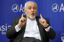 Iran chides EU for failing to stand up to US 'bullying'
