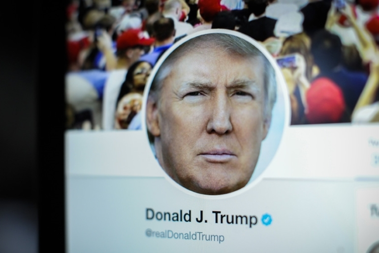 A Presidential Record Trump Tweets Retweets 125 Times In A Day Donald Trump News Al Jazeera