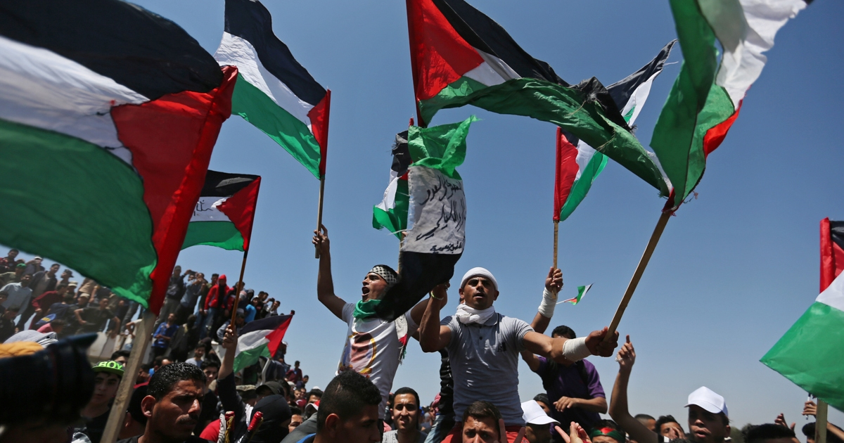 Palestinian rights teams urge swift motion after ICC ruling