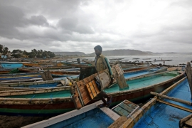 Cyclone Fani: Nearly 800,000 evacuated in India before storm