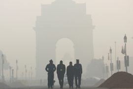 Delhi's Deadly Air