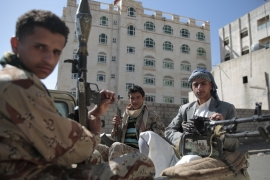 Yemen's latest conflict broke out in late 2014 when the Houthis seized control of much of the country, including the capital Sanaa [File: Hani Mohammed/AP]
