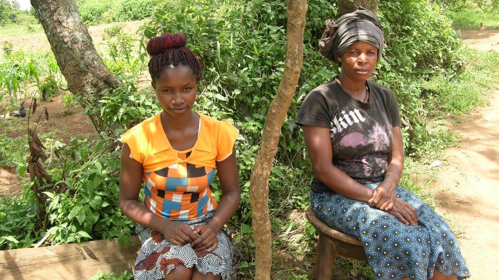 In southern Kenya, women marry their surrogates to raise