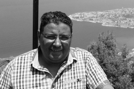 In September, Egyptian authorities turned down a request by detained Al Jazeera journalist Mahmoud Hussein to visit his ailing father [Al Jazeera]
