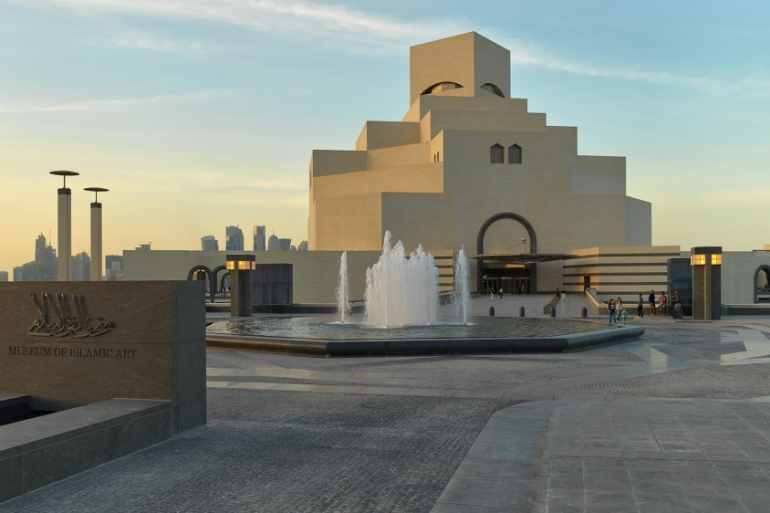 The Museum of Islamic Art in Doha, Qatar opened to the public in 2008 and quickly became an icon [Courtesy: Marc Pelletreau/The Museum of Islamic Art, Doha]