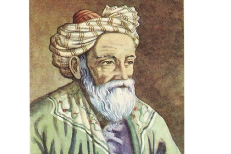 Omar Khayyam was born on May 18 in the great trading city of Nishapur [ Creative Commons -A. Venediktov]