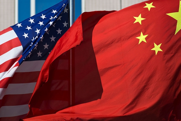 China's latest round of tariffs on $60bn worth of US goods is in retaliation for Washington's move to impose 25 percent tariffs on $200bn worth of Chinese goods [File: Andy Wong/AP]