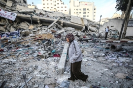 Israeli raids, Gaza rocket fire continue as death toll rises