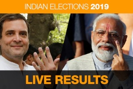 Indian Elections 2019 live results