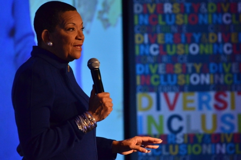 Diversity expert Lenora Billings-Harris says companies must foster inclusion 'to make better decisions, raise revenues and raise their client base'  [Mercedes-Benz USA]