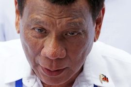 Allies of Philippine President Rodrigo Duterte secured a major victory in recent midterm elections [File: AP/Bullit Marquez]