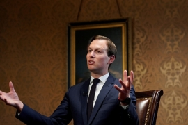 Kushner: Arab Peace Initiative no basis for Israel-Palestine deal