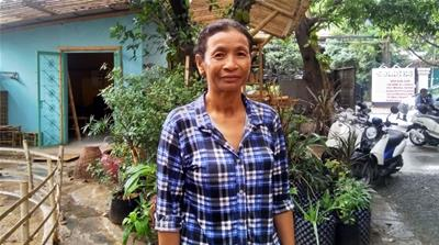 Cambodia sugar farmer Hoy Mai seeking compensation