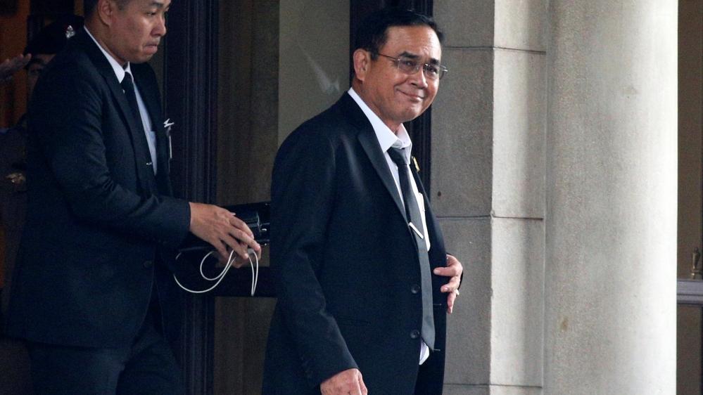 www.aljazeera.com: Thai PM survives no-confidence vote amid more planned protests