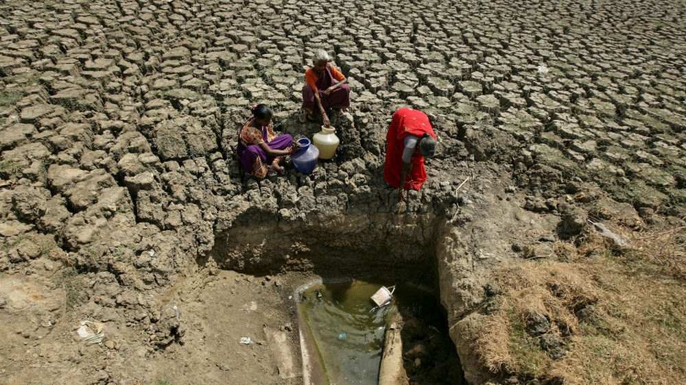 As drought hits crops, India PM calls for water conservation push   Drought  News   Al Jazeera