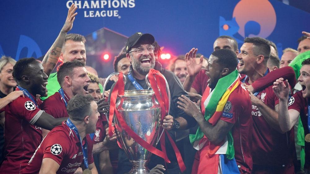 Liverpool Beat Tottenham Hotspur To Win Champions League Trophy Europe News Al Jazeera