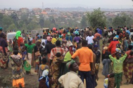 DRC violence: Reprisal attacks between tribes