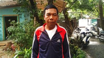 Cambodian sugar farmer seeking compensation