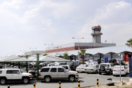 Houthi missile attack on Saudi Arabia's Abha airport wounds 26
