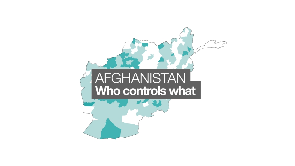 Afghanistan Who Controls What Asia Al Jazeera
