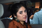 Kashmiri Muslim Bollywood actress Zaira Wasim announced her decision to quit Bollywood for the sake of 'faith' on June 30 [File: Reuters]