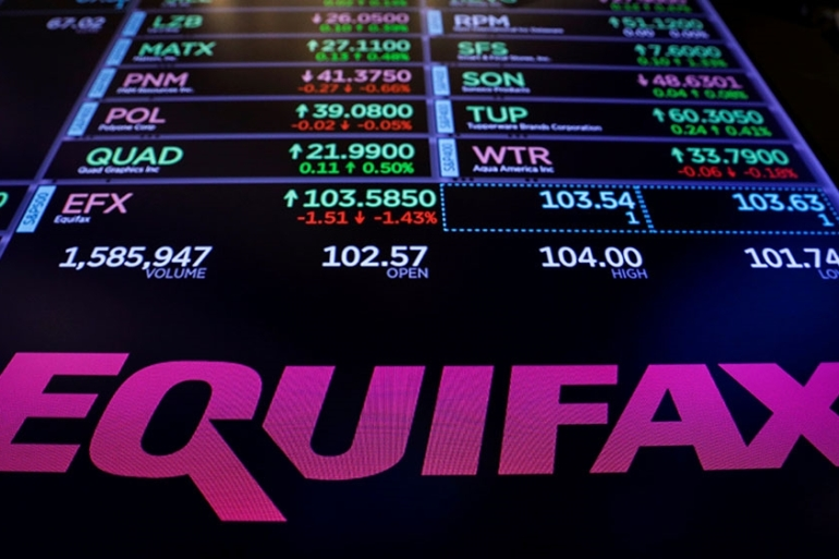 Equifax, Inc, one of the three major credit-reporting companies in the United States, will settle claims over a 2017 data breach that affected more than 100 million consumers despite saying it saw no evidence the stolen information had been used [Lucas Jackson/Reuters]