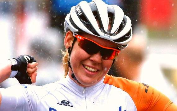 Pushing for women's race, group tackles Tour de France