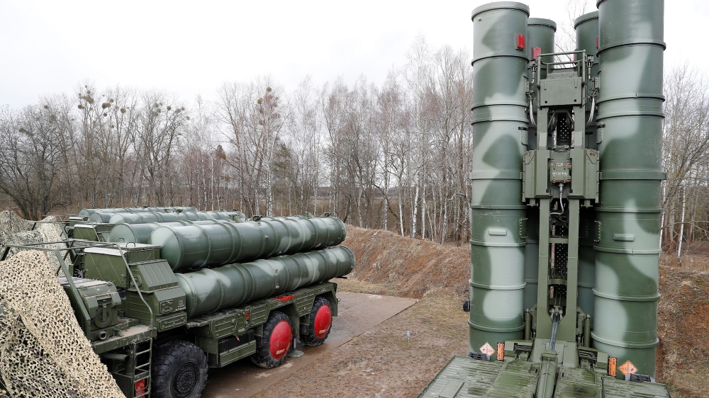 Turkey tests Russian-made S-400 defence system: Reports