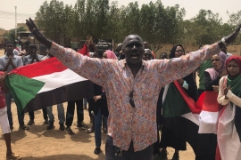 Sudan protests: Death toll reaches 11 after anti-military rallies