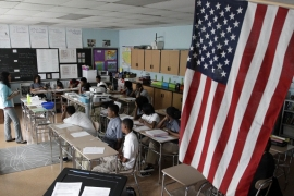Over one million high school students in the US take Advanced Placement exams every year [File: AP]