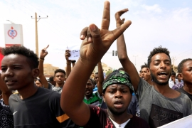 Four protesters 'killed by live ammunition' in Sudan's Omdurman