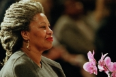 Nobel Prize-winning author Toni Morrison passed away on August 5 at the age of 88 [AP Photo/Kathy Willens]