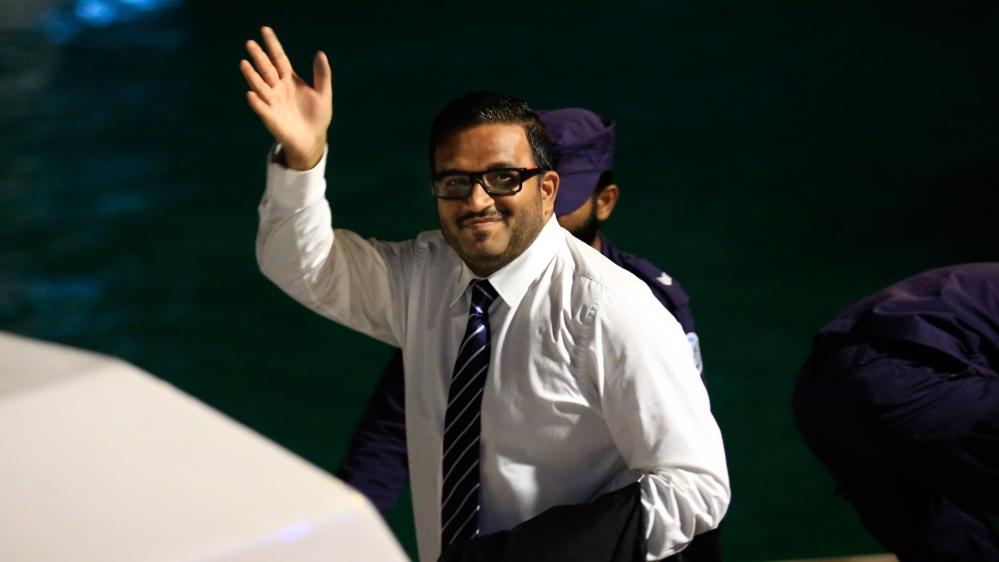 Maldives ex-VP Ahmed Adeeb sentenced to 20 years for corruption thumbnail