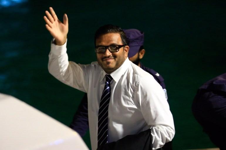 Ahmed Adeeb pleaded guilty in September under a plea bargain [File: Sinan Hussain/AP Photo]