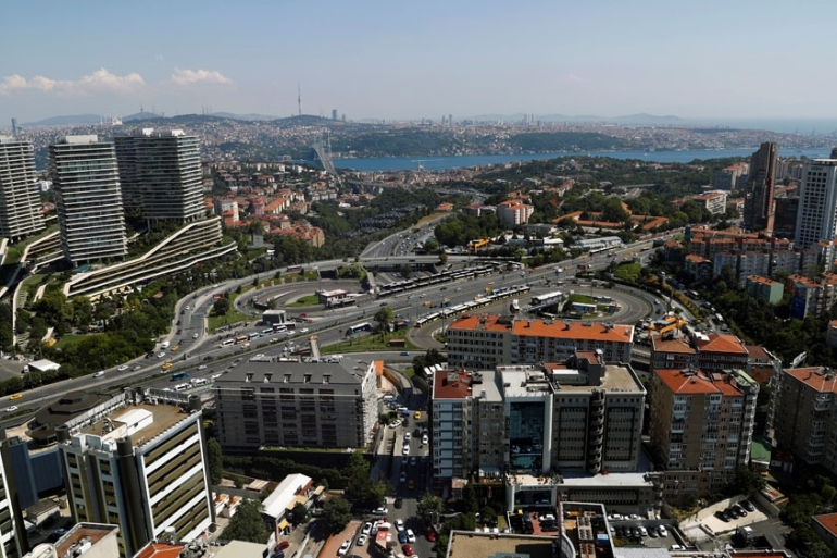 Experts say many structures in Istanbul are unsafe and that the city is unprepared for a major earthquake [File: Murad Sezer/Reuters]