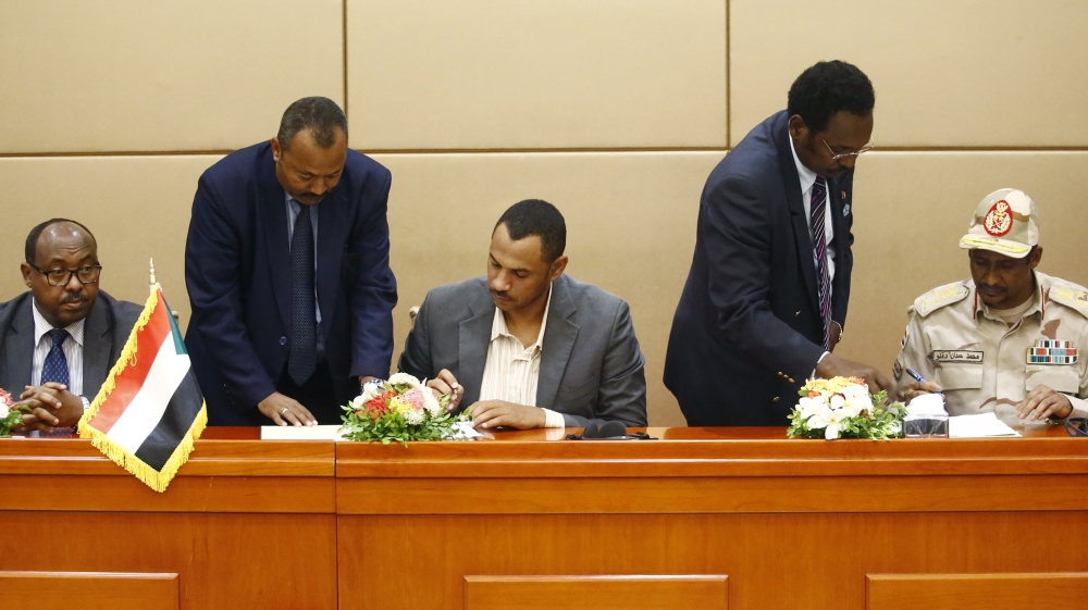 African Union lifts suspension of Sudan