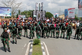 Indonesia deploys troops to West Papua as protests spread