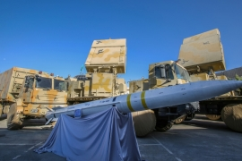 Iran unveils new missile defence system, calls US talks 'useless'